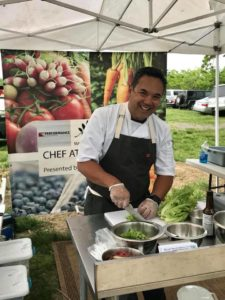 Chef Mike Ledesma